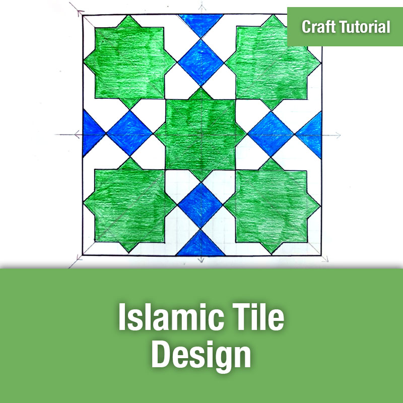 ETG Craft Tutorial | Islamic Tile Design