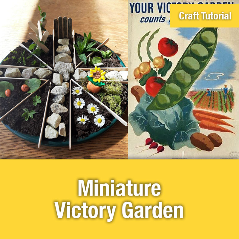 ETG Craft Tutorial | Miniature Victory Garden