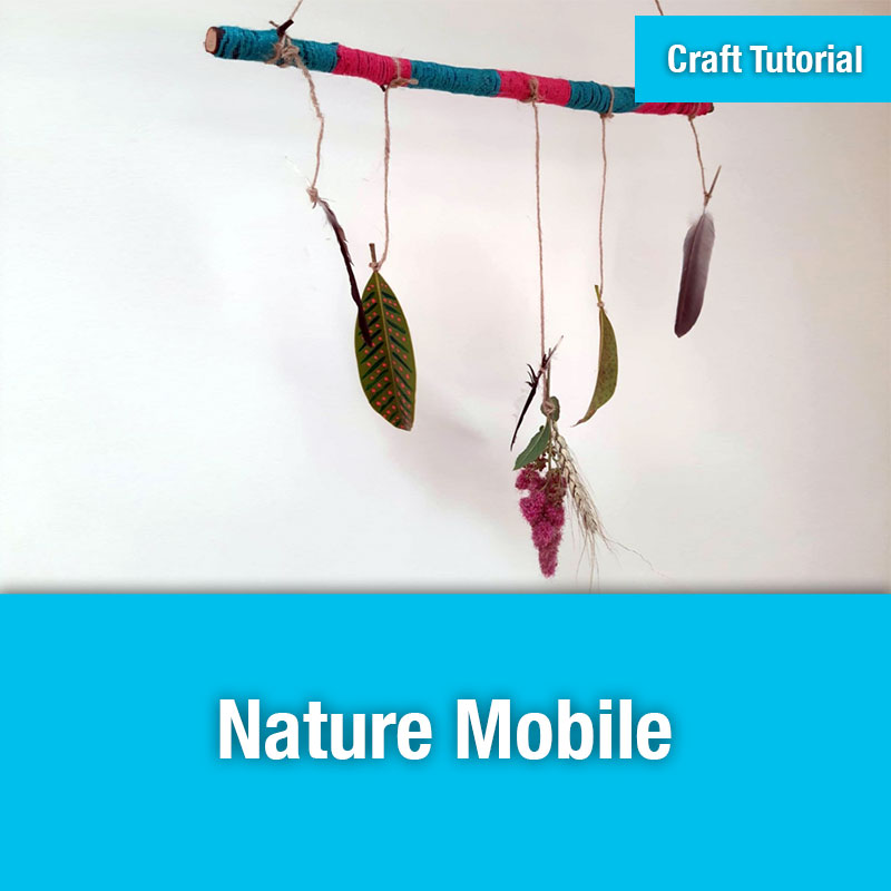 ETG Craft Tutorial | Nature Mobile