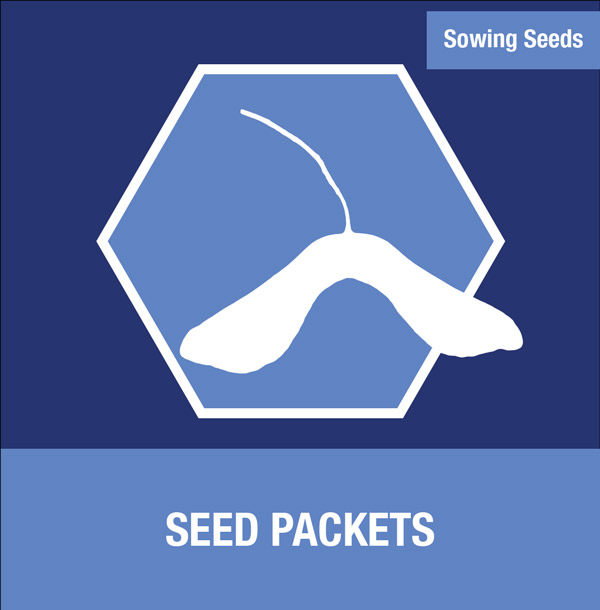 Sowing Seeds: Seed Packets