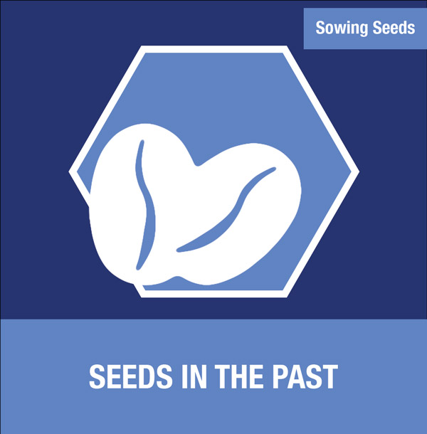 Sowing Seeds: Seeds in the Past