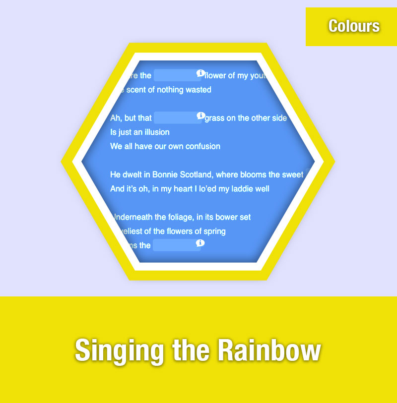 Singing the Rainbow | COL-2D | IMAGE PREVIEW