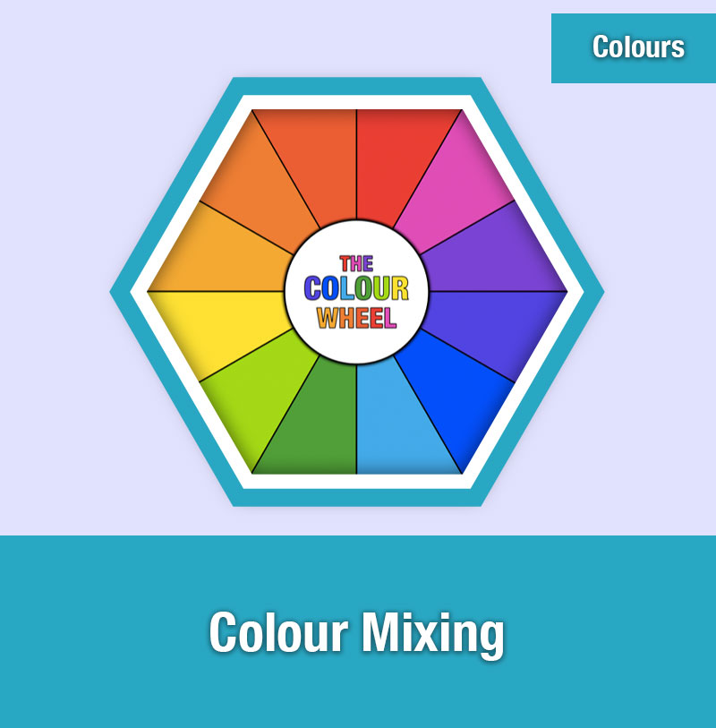 Colour Mixing | COL-3B | IMAGE PREVIEW