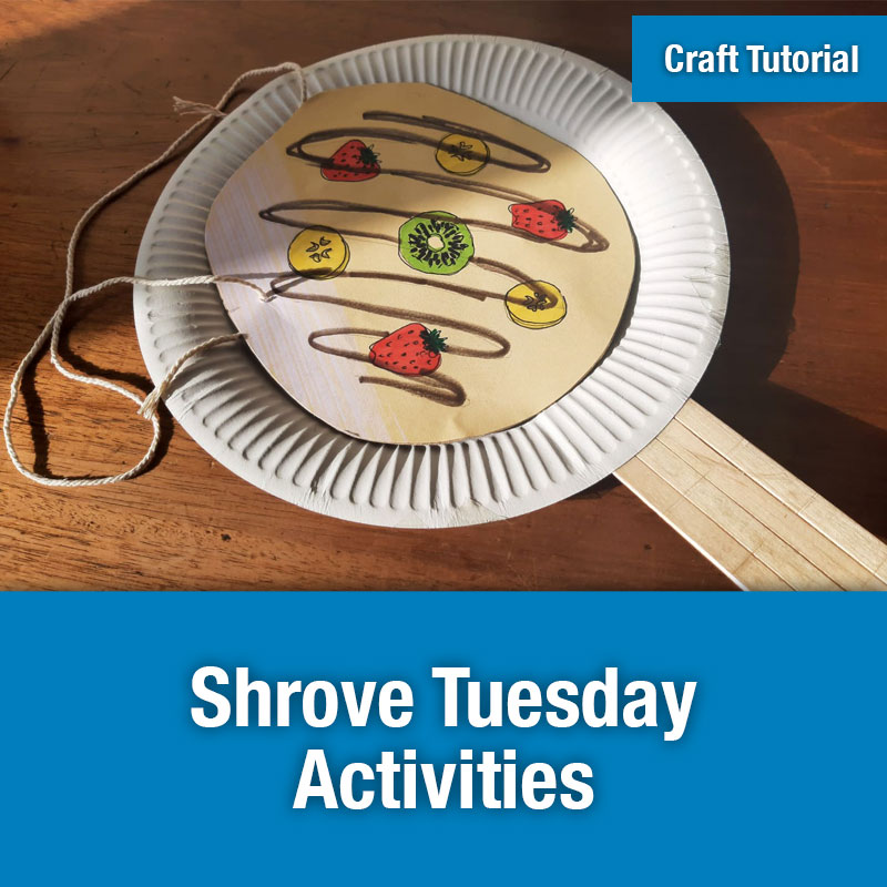 Shrove Tuesday Activities IMAGE PREVIEW