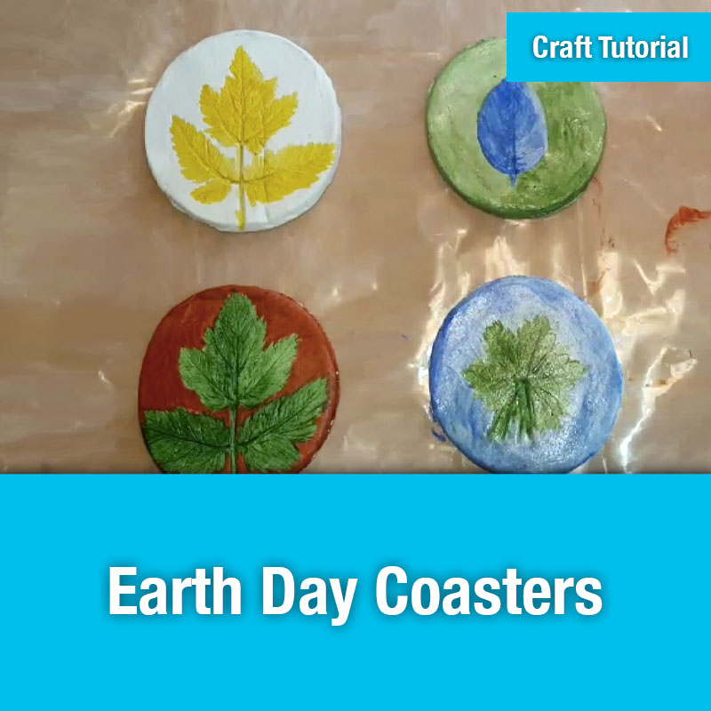 ETG Earth Day Coasters | IMAGE PREVIEW