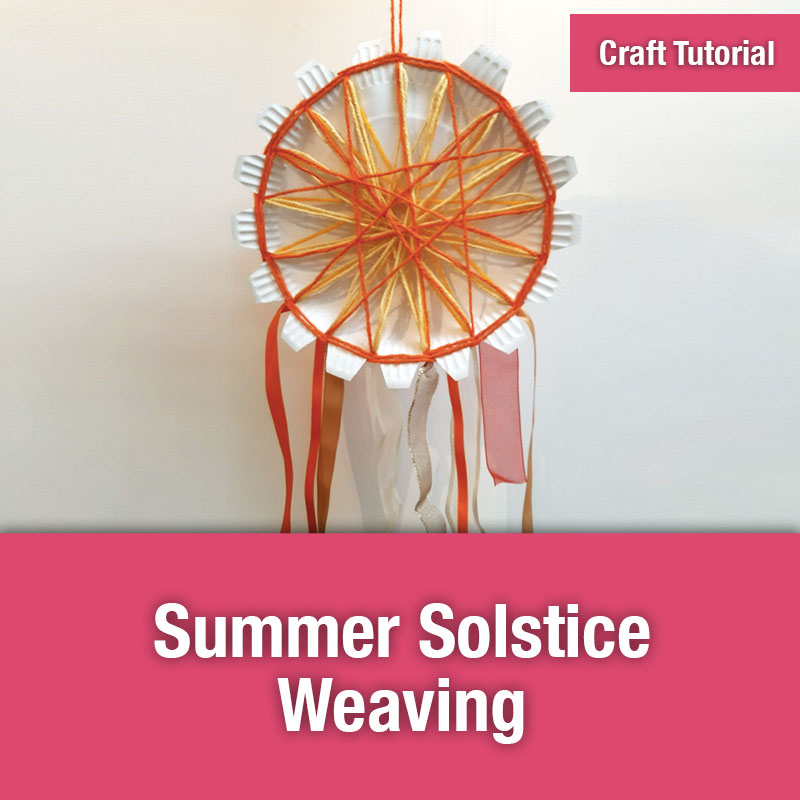 Summer Solstice Weaving IMAGE PREVIEW
