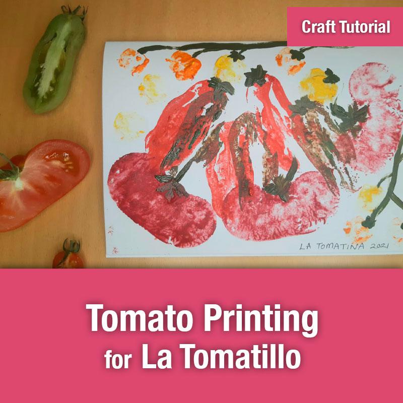 Tomato Printing for La Tomatilla | IMAGE PREVIEW