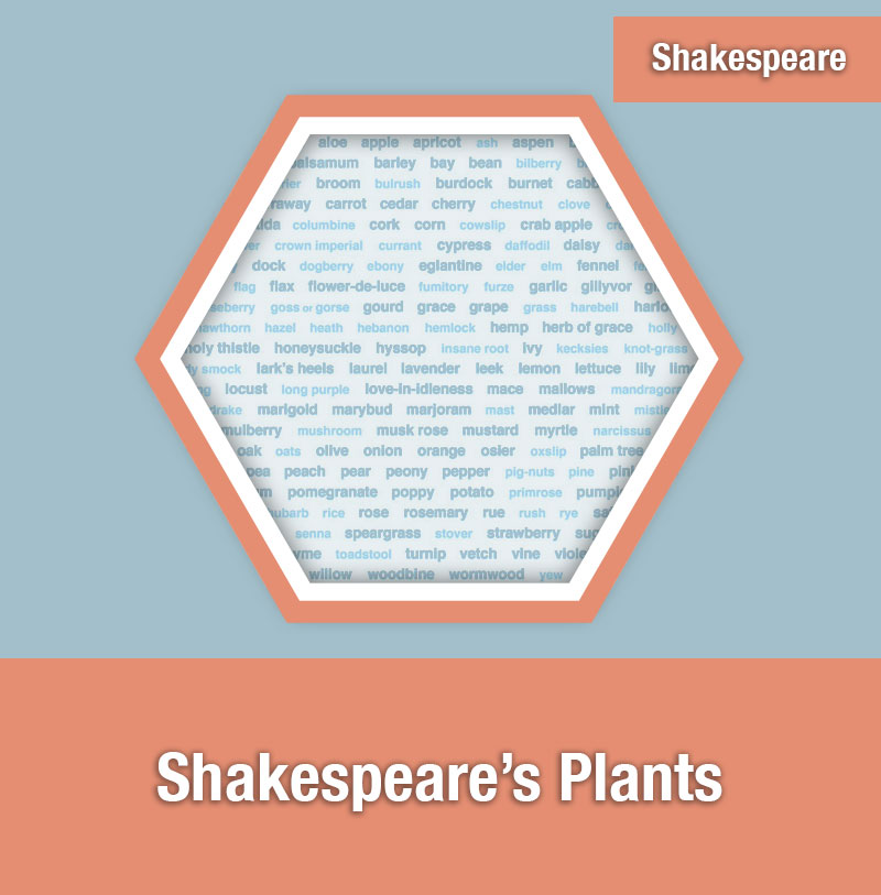 Shakespeare's Plants | IMAGE PREVIEW