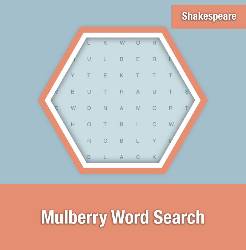Mulberry Word Search | IMAGE PREVIEW