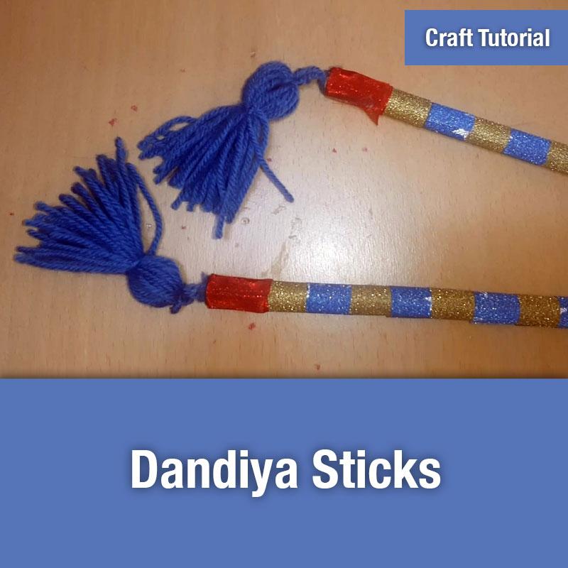 Dandiya Sticks | IMAGE PREVIEW